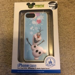 IPhone 5/5s Olaf Phone Case